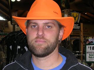 c9f3bc407 Big Swede in Blaze Orange Hat | A Killer Hat. | Hunting Nation | Flickr