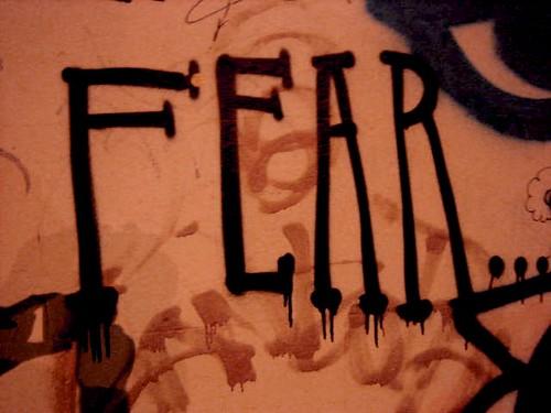 Fear - Graffiti | by Jimee, Jackie, Tom & Asha