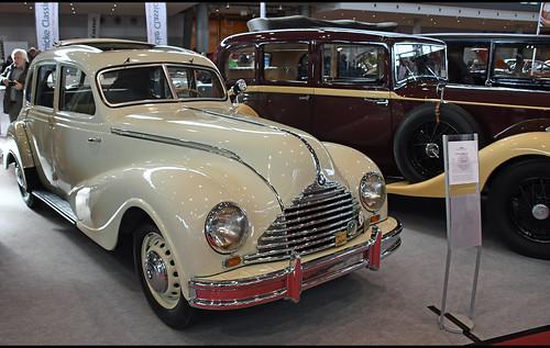 Awtovelo EMW/ BMW 340-2 (1952) | Salon Retro classic ...