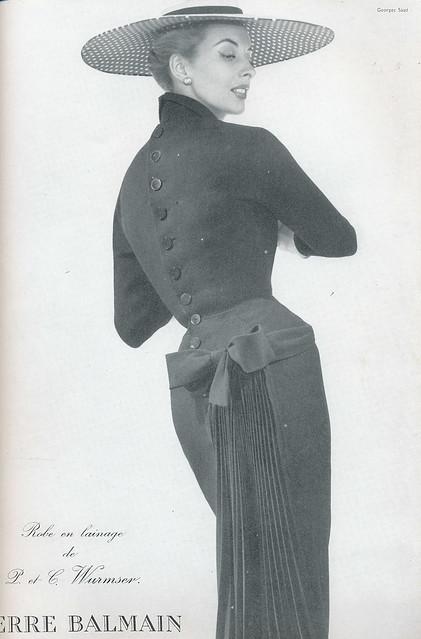 L`art et la mode N 2760,1954