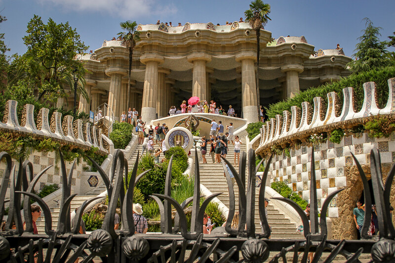 Park Güell Barcelona