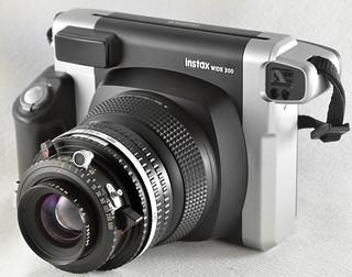 Nikkorstax 300 - Instax Wide Option - Nikkor 100mm f5.6   by Option8