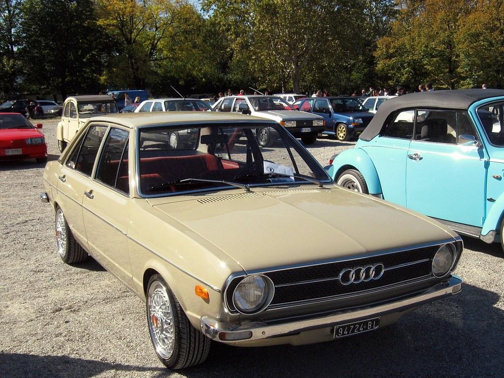 Audi 80 1300 L 1974 | Data immatricolazione: 1-03-1974 59.14… | Flickr