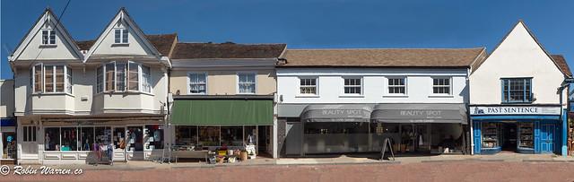 Faversham, West st