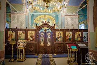 Освящение храма 125