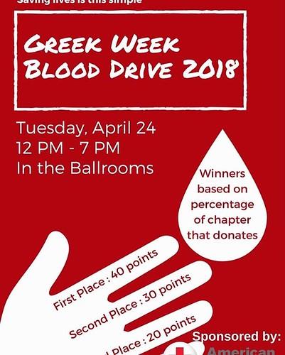 Help save lives tomorrow!