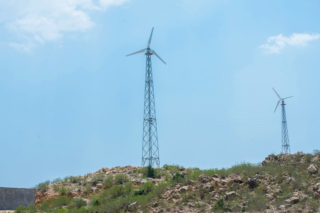 43458-012: Effective Deployment of Distributed Small Wind Power Systems in Pakistan
