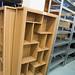 Rio Walnut Bookcase E150