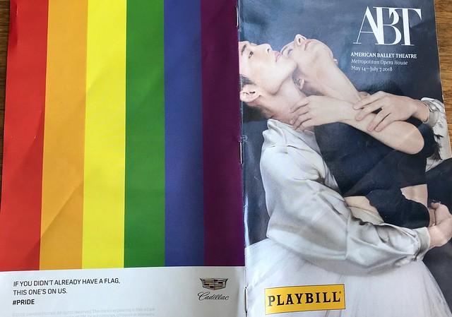 木, 2018-06-14 11:37 - Romeo and Juliet by American Ballet Theatre