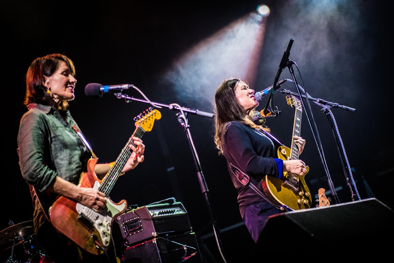 The Breeders @ Rock Werchter (© Timmy Haubrechts))