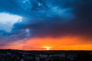 Quel ciel ! | by Nathalie Falq
