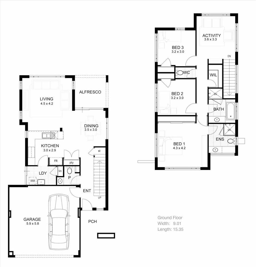 5 Bedroom House Plans 2 Story Full Size Of Bedroom Little Flickr