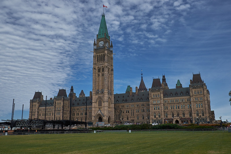 Parlamento, Ottawa