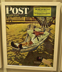 Norman Rockwell Saturday Evening Post Cover
