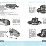 Gramophone Equipment Blue