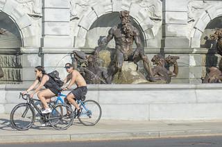 Neptune's riders