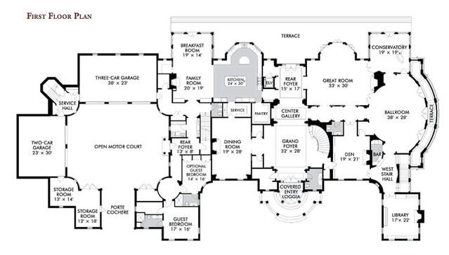 floor plan minecraft mansion blueprints