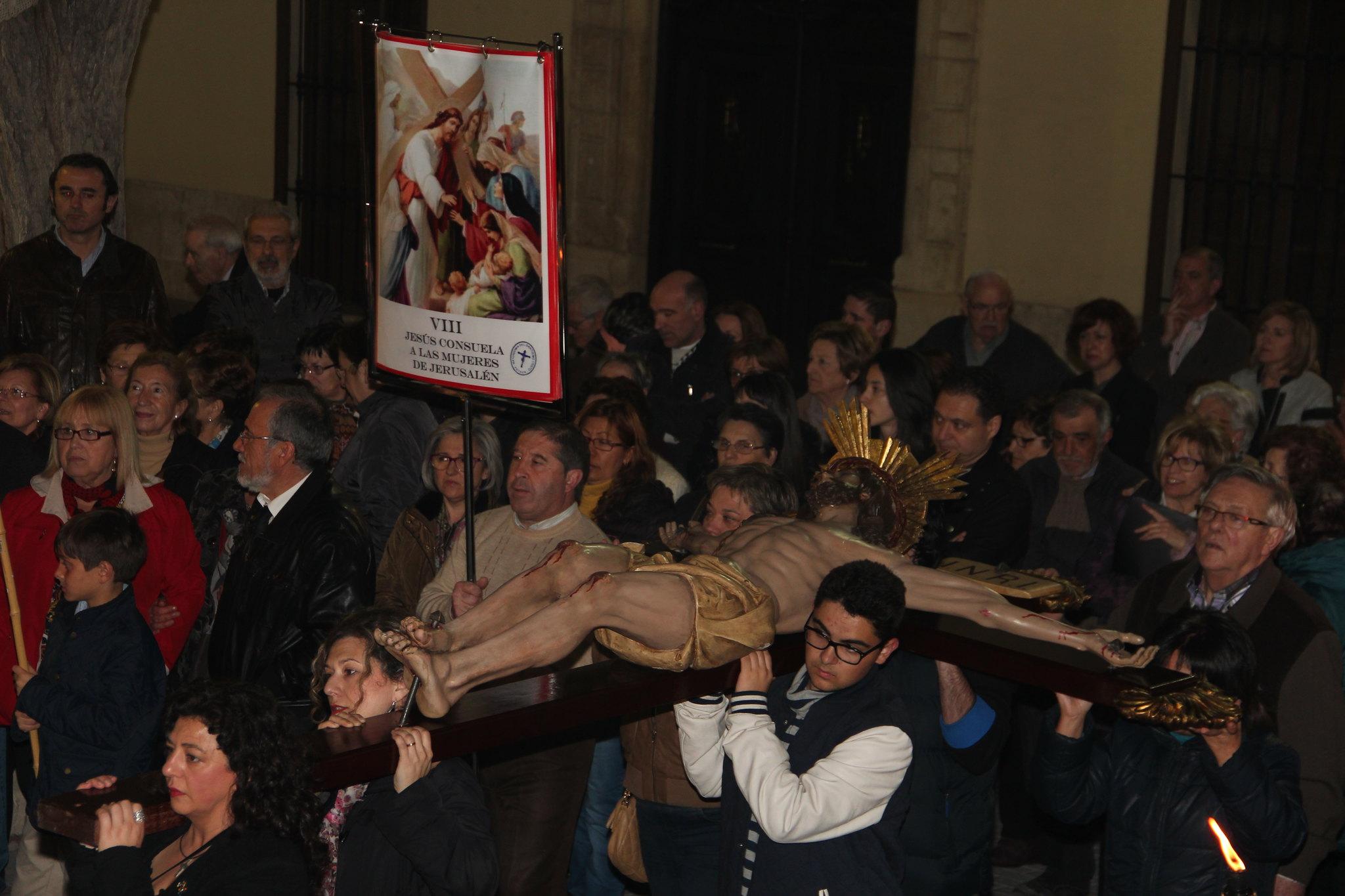 (2015-03-27) - VI Vía Crucis nocturno - Antonio José Verdú Navarro (50)