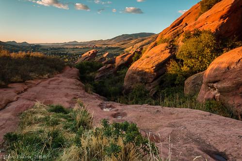 redrocks redrockspark tradingposttrail redrocksparkamphitheater sunrise landscape morrison colorado