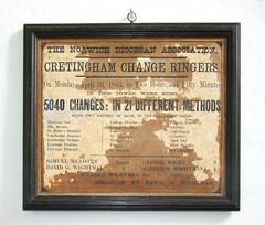 Cretingham Change Ringers