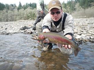 Wild McKenzie River Rainbow | by ethan nickel