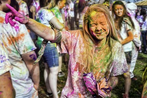 Holi / Festival of Colors 2013 | by Steven Gerner