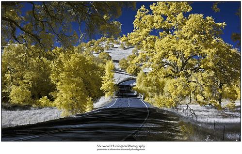 california amadorcounty jackson jacksoncreek infrared ir landscape