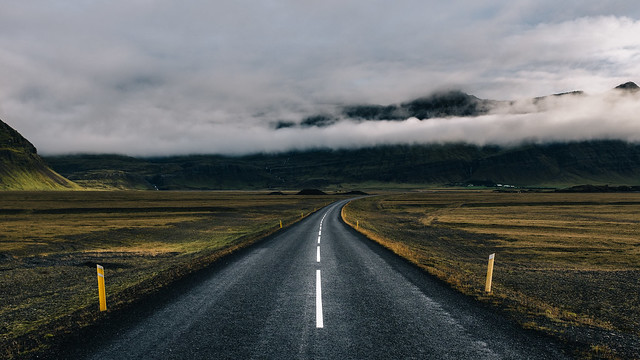 Streets #1 / Iceland