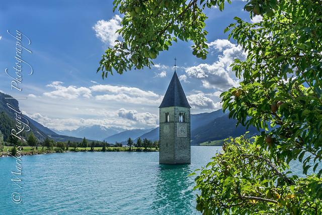 Südtirol -  Reschensee | South Tyrol - Lago di Resia