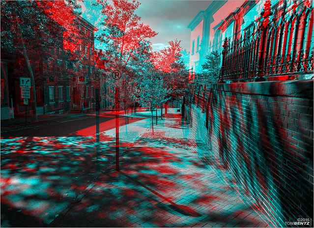 Walking Down Church Street (Stereo)