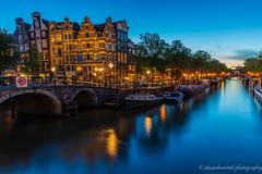 """Grachtengordel"" Amsterdam, The Netherlands"