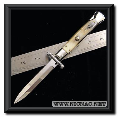 swing guard switch blade knife aga campolin italian stilet…   Flickr