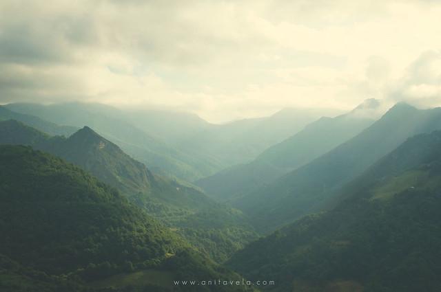 La tierra de los sueños, Asturias.