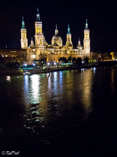 Saragosse by Night