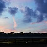 天色 機場客運站