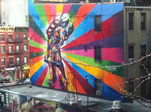 graffit_highline | by doris night