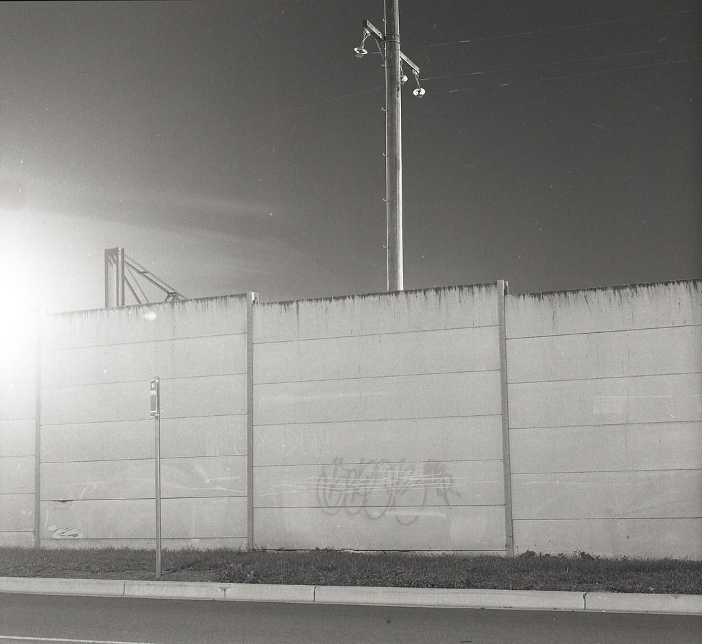 Wall - Belfield, NSW.