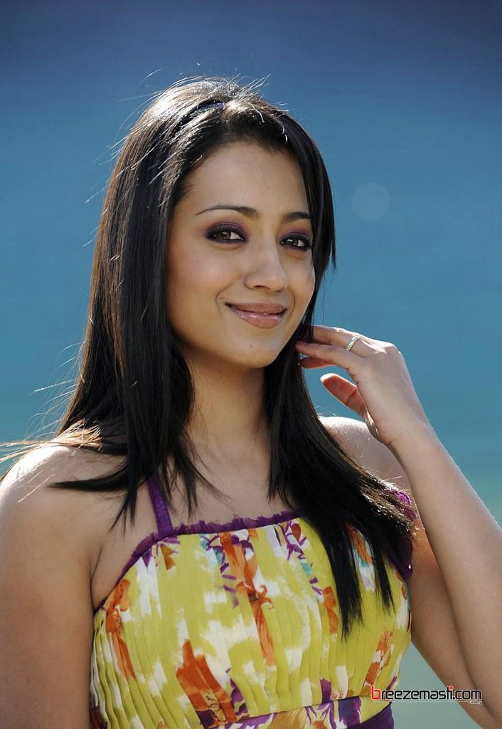 Trisha Krishnan | The most beautiful & gorgeous actress of s