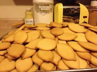 Lemon Combustibles - Cookie Brigade