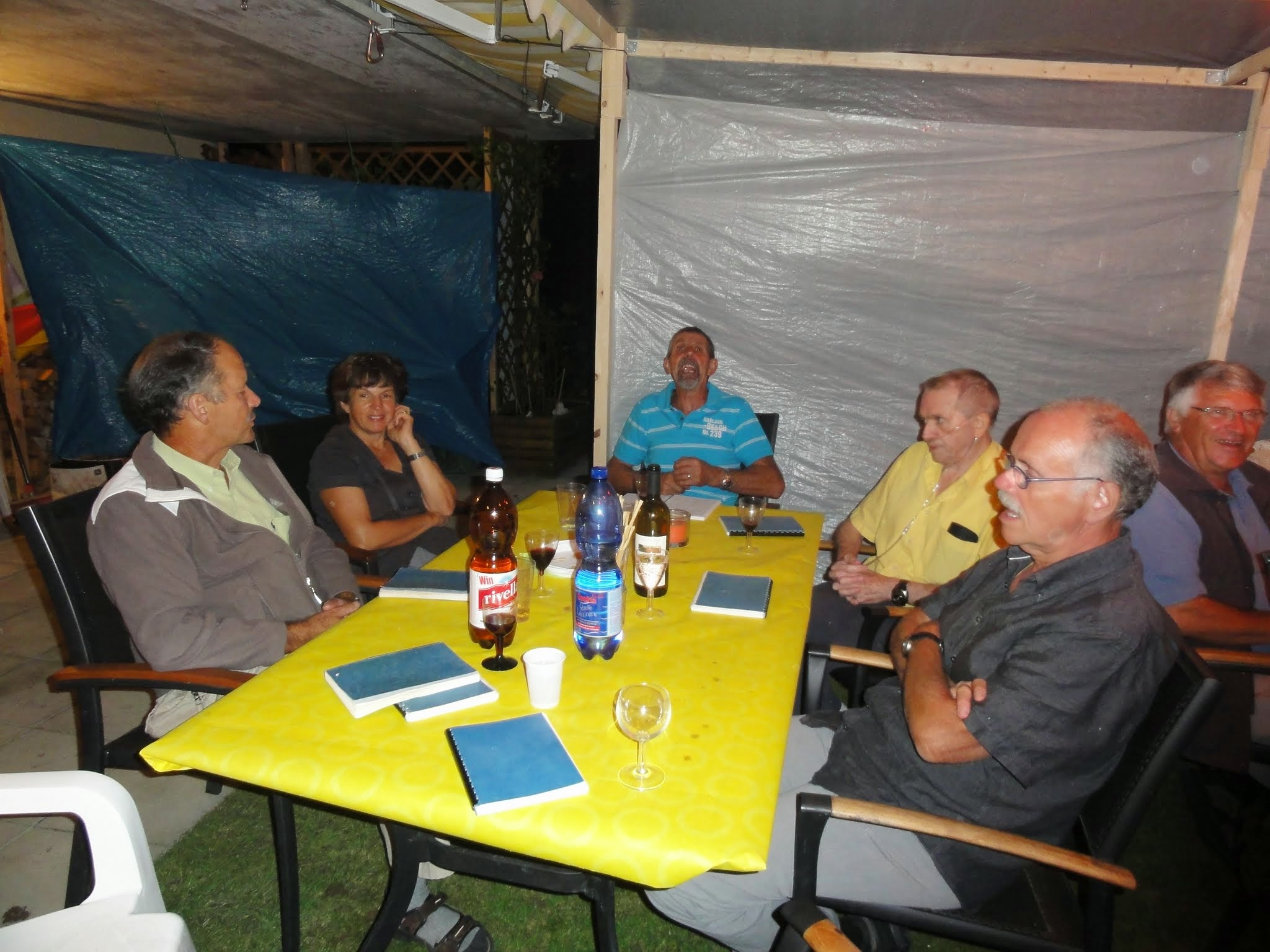 Grillabend August 2011