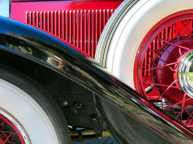 1930 Cadillac Roadster