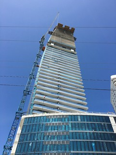 Echo Brickell Construction | by Phillip Pessar