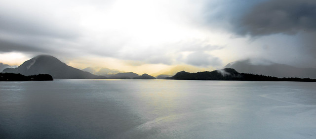 Before Sunrise - Sitka, Alaska