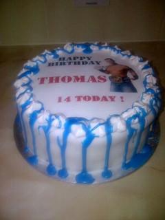 Amazing John Cena Birthday Cake Topper This Fabulous Photo Has Bee Flickr Personalised Birthday Cards Veneteletsinfo