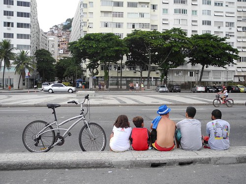 domingo em Copacabana