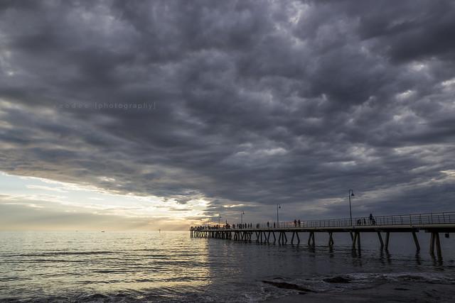 Number 112 of 365 / 2013 - Storm Chaser, Glenelg, Adelaide, South Australia