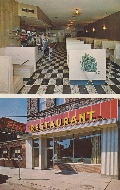 The Flair Restaurant - Sault Ste. Marie, Michigan