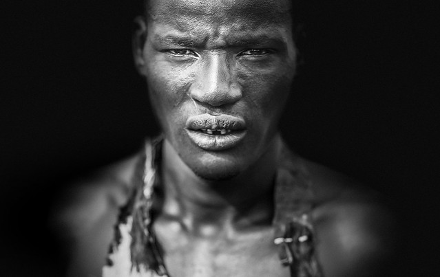 Mouko, Hamer young man