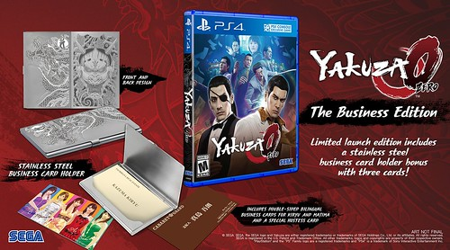 Yakuza 0, PS4 | by PlayStation.Blog