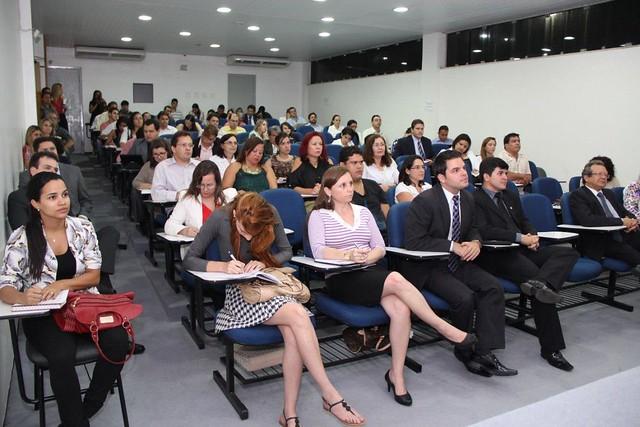 Aula Magna dos cursos de Pós-Graduação 21-02-2013